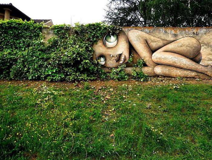 intervenções urbanas natureza